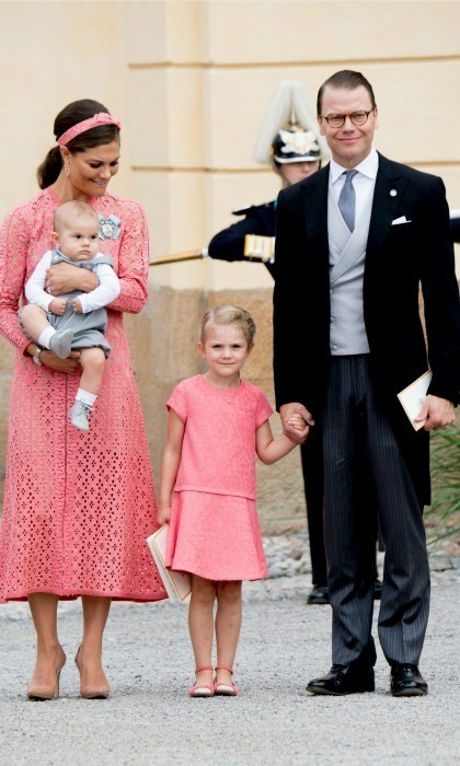 Prince Daniel said his family has officially jumped on the Pokémon GO craze.