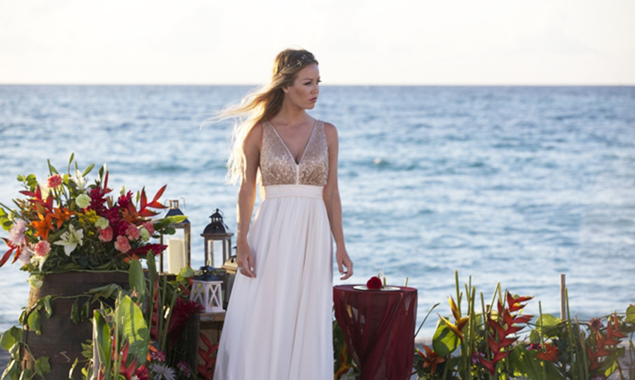 The Bachelorette Jasmine Lorimer Gives Out Her Final Rose