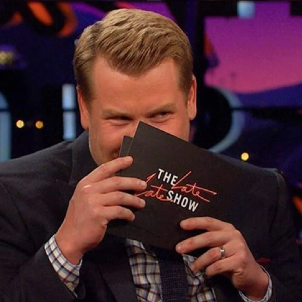 Not even James Corden can hide his excitement! The Late Late Show host will be taking on a second MC gig as host of the 2017 Grammys!