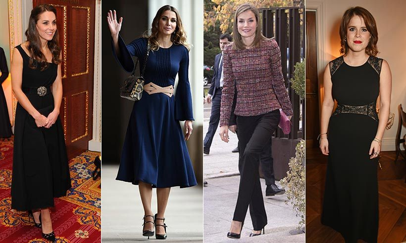 Click through our gallery to see which royals had reigning style this month...