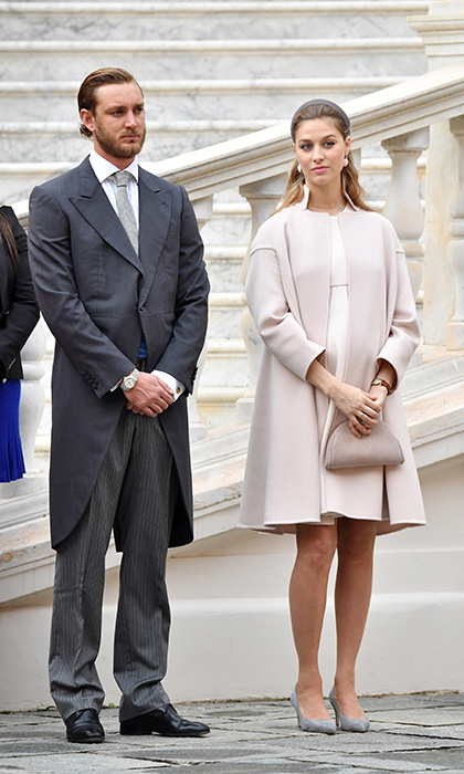 Pierre Casiraghi and Beatrice married in summer 2015.<br>Photo: &copy; Getty Images