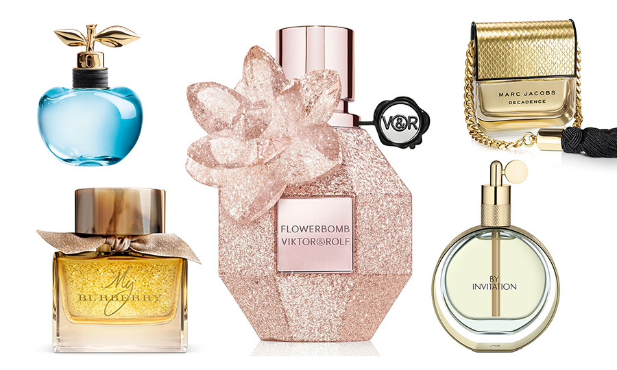 We've rounded up some of the season's most irresistible scents, so you can help your sweetheart smell her sweetest this holiday season! Click through to see our picks...