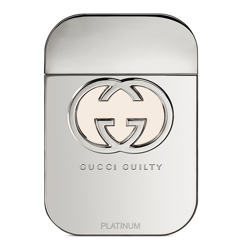 In the mood to celebrate? This limited-edition platinum flacon contains the signature oriental-floral juice and is as indulgent as a chilled flute of champagne. 