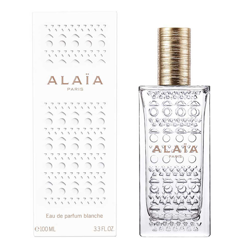 Inspired by designer Azzedine Alaïa's trip to the fortress of Alhambra in Granada in the south of Spain, this contemporary fragrance includes fresh white florals with a powdery finish. 