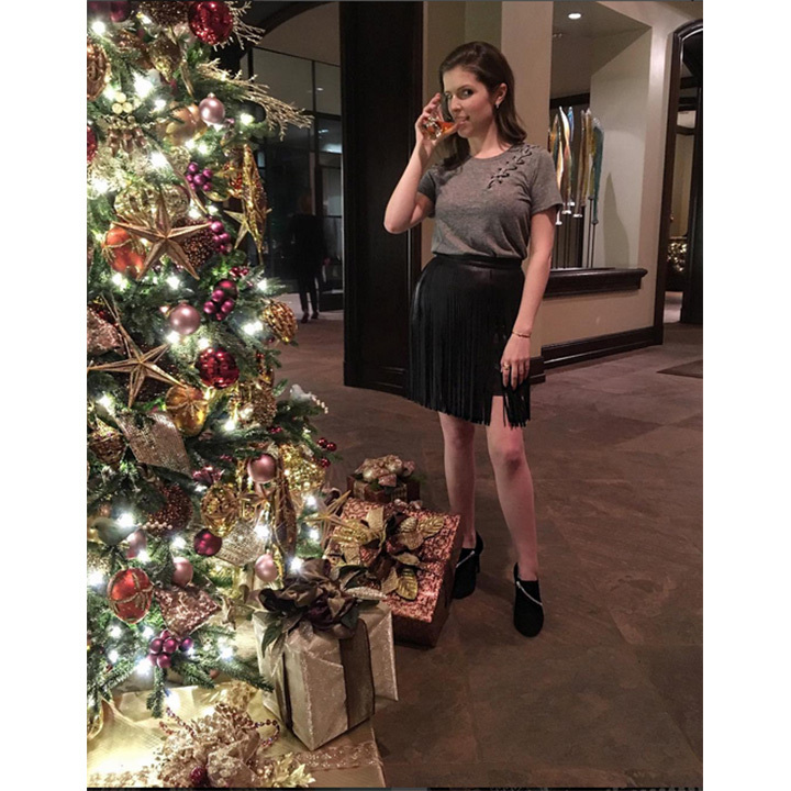 """Christmas in Texas. Thanks Austin""