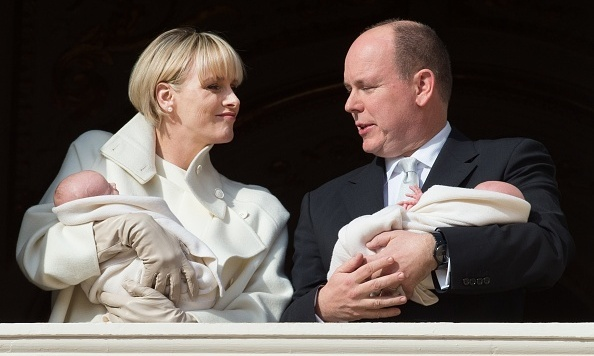<p>Since their birth in December 2014, Princess Gabriella and Prince Jacques have brought double the joy to their parents Prince Albert and Princess Charlene's lives. Here is a look at the Monaco twins' sweetest moments.</p><p>January 2015: Proud parents Princess Charlene and Prince Albert look at each other during the introduction of their newborn twins Princess Gabriella and Prince Jacques in Monaco.</p><br>Photo: &copy; Getty Images