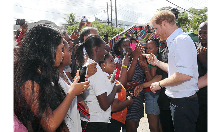 Prince Harry Gets Candid About Royal Life In Guyana With