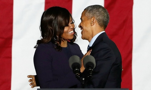 Barack said that he wants to take Michelle on vacation after leaving office in January.