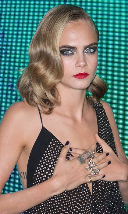 Cara Delevingne