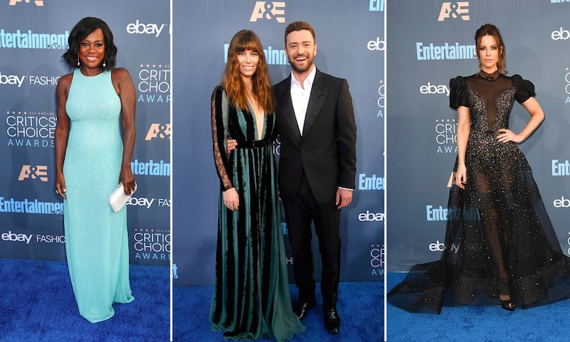 Justin and Jessica, Emma Stone and more stepped out on the blue carpet...