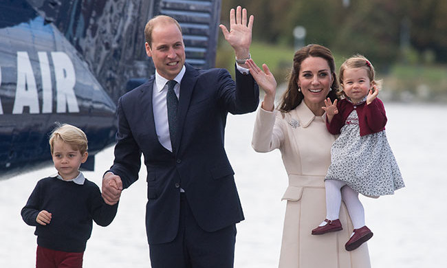 The Duke and Duchess of Cambridge and their children will be spending Christmas with the Middleton family. 