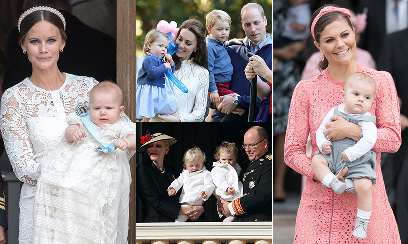 "The recent baby boom experienced in the palaces of Europe means that Christmas will be even more special this year. <a href=""/tags/0/queen-elizabeth-ii"" target=""_blank"">The Queen</a> will preside over a celebration that has hardly changed since her own childhood, while there'll be plenty of thrills for the Swedish royal family and new members <a href=""/tags/0/prince-oscar"" target=""_blank"">Prince Oscar</a> and <a href=""/tags/0/prince-alexander"" target=""_blank"">Prince Alexander</a>. Monaco's most important traditions, now followed by twins <a href=""/tags/0/prince-jacques"" target=""_blank"">Prince Jacques</a> and <a href=""/tags/0/princess-gabriella"" target=""_blank"">Princess Gabriella</a>, stem back to Princess Grace. 
