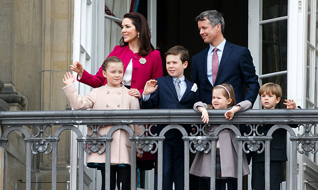<p>Each year, Mary and Frederik release a Christmas video and photos featuring their children <strong><a href=/tags/0/prince-christian>Prince Christian</a></strong>, <strong><a href=/tags/0/princess-isabella>Princess Isabella</a></strong>, <strong><a href=/tags/0/prince-vincent>Prince Vincent</a></strong> and <strong><a href=/tags/0/princess-josephine>Princess Josephine</a></strong>.