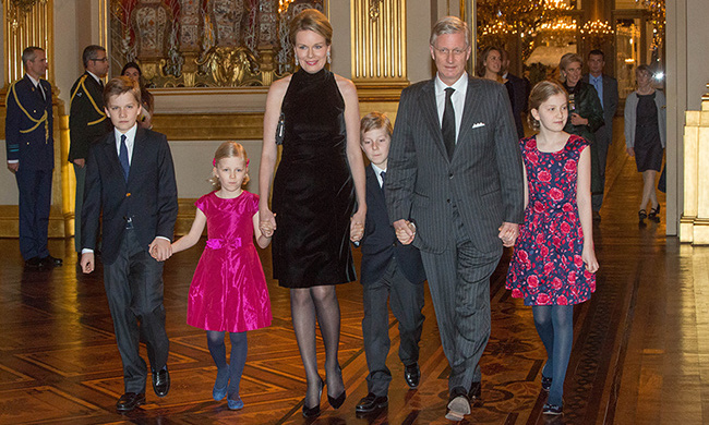 <h3>Belgium</h3><p>One of the Belgian royals' cherished traditions is the carol concert held in the Palais Royal, the centrepiece of which is the Christmas tableau. Reflecting the country's different communities, King Philippe's Christmas speech is recorded in three languages &mdash; French, Dutch and German.</p>