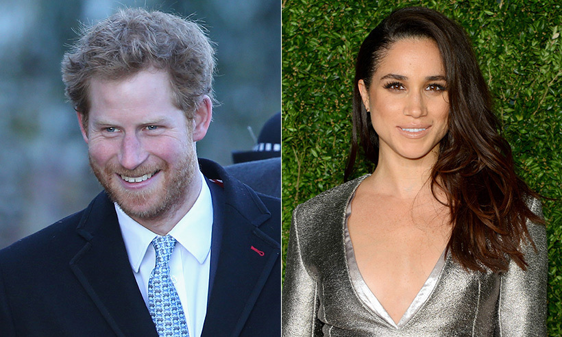 "On Dec. 12, the couple reunited in London and were spotted shopping for a Christmas tree at Pines and Needles in Battersea. ""They came in at about 8.30pm last night,"" a spokesperson for the shop told HELLO! Online. ""Prince Harry was with Meghan and hilariously the staff only recognized Meghan at first – they were so excited to have the girl from Suits there. It wasn't particularly cold but they were gloved and hatted out.""