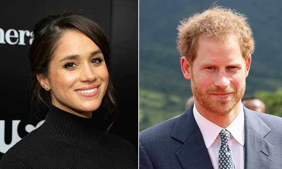 A week before their first Valentine's Day as a couple, Prince Harry and Meghan were spotted holding hands as they left London's Soho House. The couple reportedly were in their own little world as they dined at the private member's club before retiring to the prince's home at Kensington Palace. 