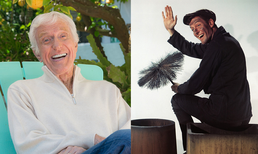 "<h3>Dick Van Dyke</h3><p>Quite incredibly, at the grand age of 91, Dick Van Dyke is still acting in films. The American star, who played the lovable, all-singing, all-dancing chimneysweep Bert in <em>Mary Poppins</em>, appeared in <em>Night at the Museum</em> as recently as 2014, and this week <a href=""/film/2016122035329/Dick-Van-Dyke-confirms-Mary-Poppins-sequel/"" target=""_blank"">confirmed he will be having a ""little song and dance""</a> in the upcoming <em>Mary Poppins</em> sequel, <em>Mary Poppins Returns</em>.</p><p>Dick's other film credits include <em>Chitty Chitty Bang Bang</em>, <em>Dick Tracy</em> and <em>Curious George</em>, and he is the recipient of five Primetime Emmys, a Tony and a Grammy, and was honoured with the SAG Lifetime Achievement Awards in 2013.</p><p>Photo: &copy; Rex</p>"