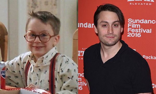 <h3>Kieran Culkin - Fuller</h3><p>Macauley's real life little brother and fellow actor played Kevin's cousin Fuller in the film, sporting some pretty good suspenders (and VERY 90s specs). Since then, the now 34-year-old has had a thriving career, with roles in <em>Scott Pilgrim vs the World</em> and TV show <em>Fargo</em>.</p>