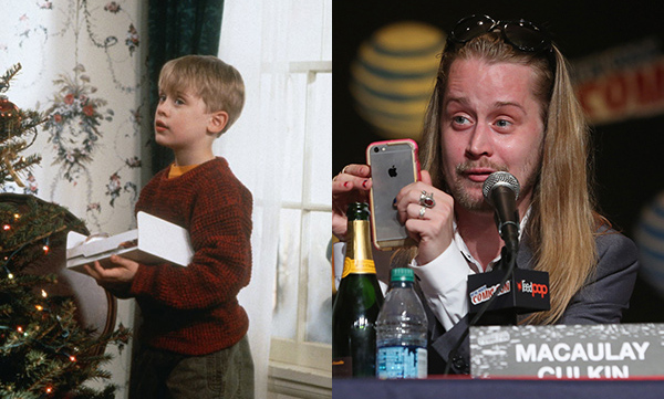 <h3>Macaulay Culkin - Kevin McCallister</h3><p>Since briefly retiring from acting at the age of 14, Macaulay was a regular voiceover artist in <em>Robot Chicken</em> and most recently made an appearance as himself on the sitcom <em>The Jim Gaffigan Show</em>.</p>