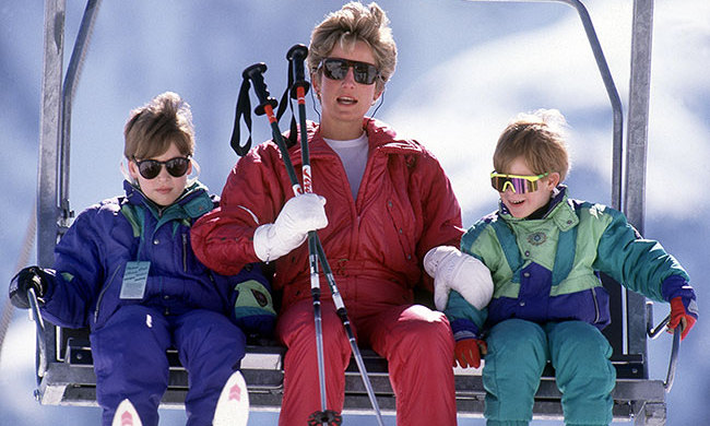 "<h3>Lech, Austria</h3><p><a href=""/tags/0/princess-diana/"" target=""_blank"">Princess Diana</a> took William and Harry on a very special holiday in 1991, as it marked the first time her boys had been on a ski trip. The doting mother spent the break taking to the slopes with her sons, no doubt teaching them the ropes – and it clearly sparked a long-term passion for the pair as they have continued to participate in the sport to this day.</p><p>It comes as no surprise that Diana chose Lech for the milestone holiday. Not only does the resort have over 305km of runs, but there are plenty of fun winter sports to try such as ice skating or hiking if you fancy a break from the slopes. The accommodation can suit a wide range of budgets and there are plenty of restaurants with cuisine from around the world making it a foodie haven.</p><p> Photo: &copy; Getty Images</p>"