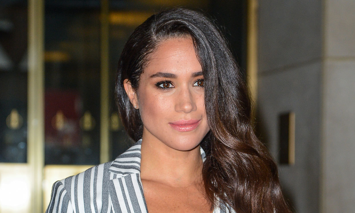 Meghan Markle revealed to be Prince Harry's new love
