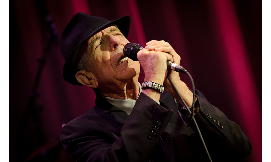 Leonard Cohen passes away, aged 82