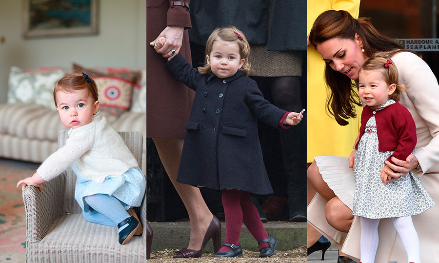 Since making her debut on May 2 2015, Princess Charlotte has captivated the world. In two short years, Prince William and Kate's little angel has already made numerous important appearances alongside her big brother Prince George, including Trooping the Colour and her first international tour to Canada!