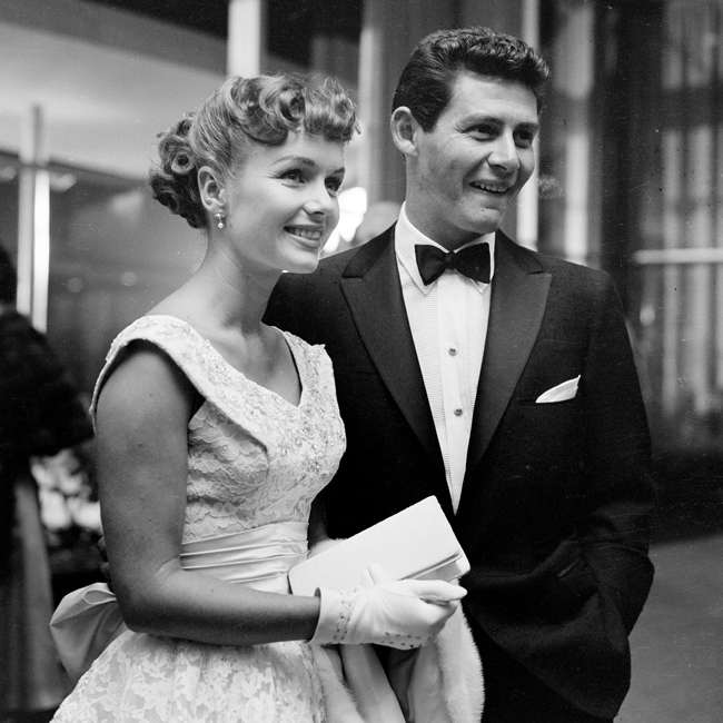 Before Brad Pitt, Angelina Jolie and Jennifer Aniston, there was the love triangle of Debbie, her husband, Eddie Fisher, and their good friend, Elizabeth Taylor. 