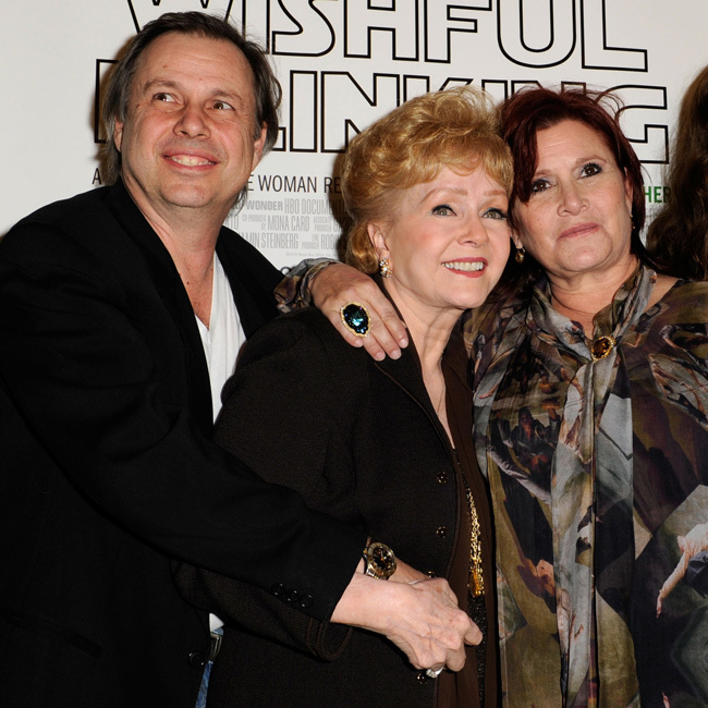 Debbie's greatest joys in life were her two children: actor Todd Fisher and Carrie Fisher, who died just one day before her mother on Dec. 27. 