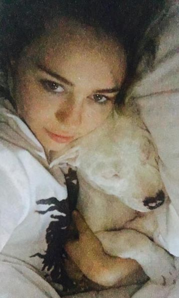 "<h3><a href=""/tags/0/miley-cyrus/"" target=""_blank"">Miley Cyrus</a></h3><p>A devoted animal lover, Miley Cyrus owns a number of pet dogs, many of which she adopts from animal rescue centres. As well as Milky (pictured), the singer also has a cat called Keke, a Pitbull called Mary Jane and even a pet pig inventively named Pig.</p><p>Photo: &copy; Instagram</p>"