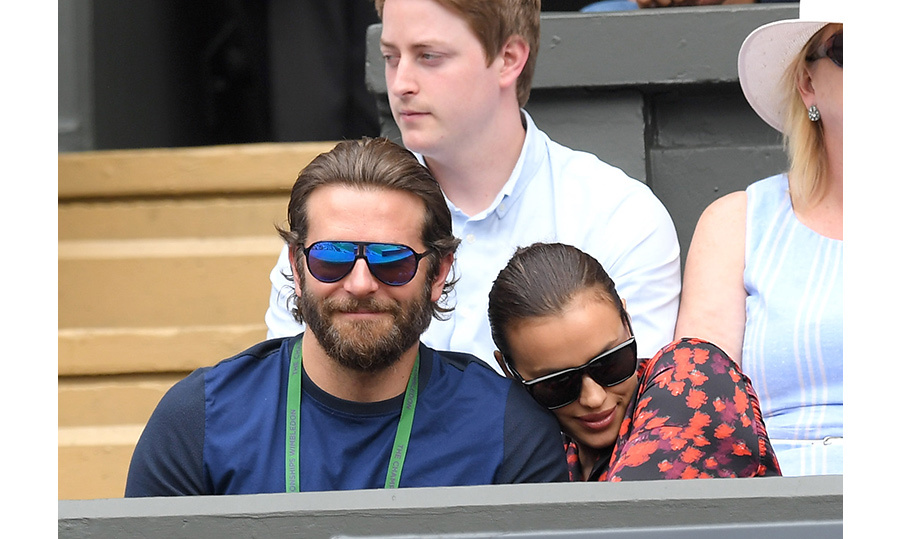 <h2>Bradley Cooper and Irina Shayk</h2>