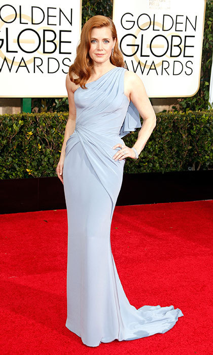 Amy Adams in Versace, 2015