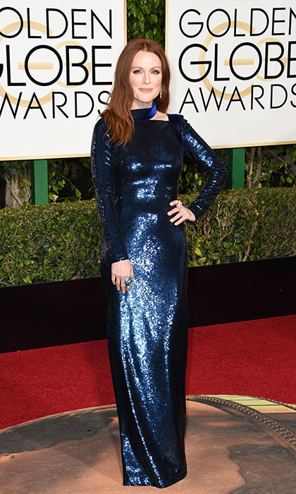 Julianne Moore in Tom Ford, 2016