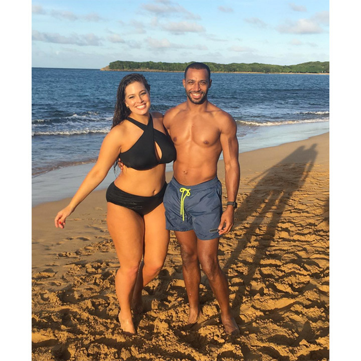<h3>Ashley Graham</h3>