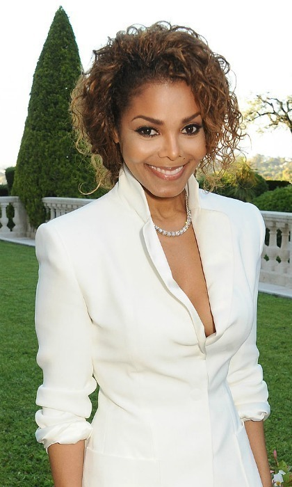 <STRONG>JANET JACKSON</STRONG>