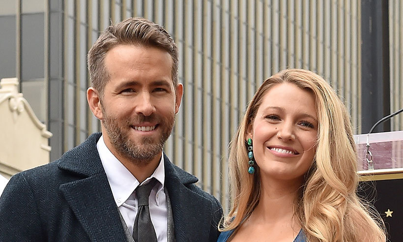 Ryan Reynolds Credits Wife Blake Lively For Keeping Him sane
