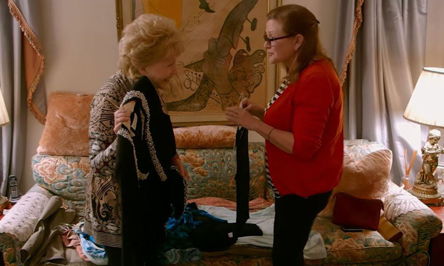 <em>Bright Lights: Starring Carrie Fisher and Debbie Reynolds</em> will air later this week.