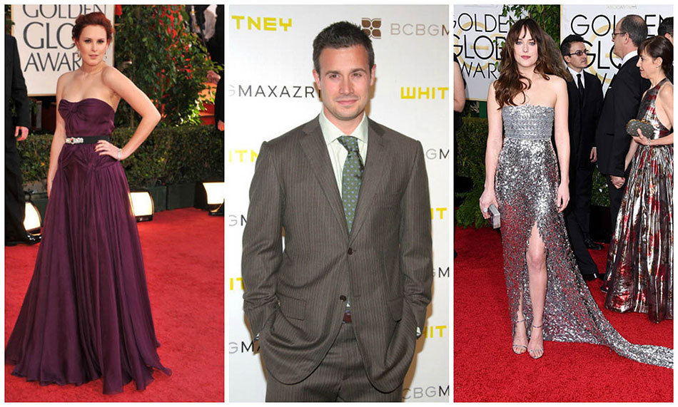 <p>While the Golden Globes awards honour some of the biggest names in Hollywood, it's the up and coming faces who walk the stage on the glamorous night who also deserve our attention!</p><p>The Miss Golden Globe and Mr Golden Globe awards recognize budding starlets, one each for television and feature film, at the prestigious ceremony each year.</p><p>Thanks to their parents, Dakota Johnson, Freddie Prinze Jr. and Rumer Willis have all had the honour of holding the title of Miss or Mr. Golden Globe before catching their big break.</p><p>Here is a round-up of some of the famous Miss and Mr. Golden Globes of the past.</p><p>Photo: &copy; Getty Images</p>