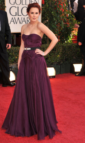 <p>Miss Golden Globe 2009</p><p>Rumer WIllis, daughter of Bruce Willis and Demi Moore</p><p>Photo: &copy; Getty Images</p>