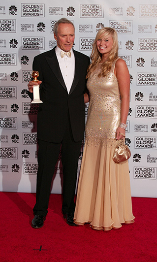 <p>Miss Golden Globe 2005</p><p>Kathryn Eastwood, daughter of Clint Eastwood</p><p>Photo: &copy; Rex</p>