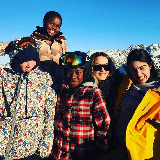 <h3>Madonna</h3>