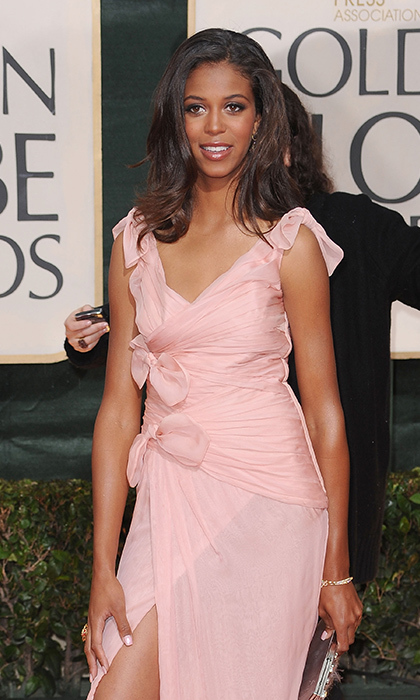 <p>Miss Golden Globe 2010</p><p>Mavis Spencer, daughter of Alfre Woodard</p><p>Photo: &copy; Getty Images</p>