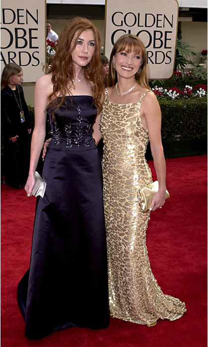 <p>Miss Golden Globe 2001</p><p>Katie Flynn, daughter of Jane Seymour</p><p>Photo: &copy; Getty Images</p>