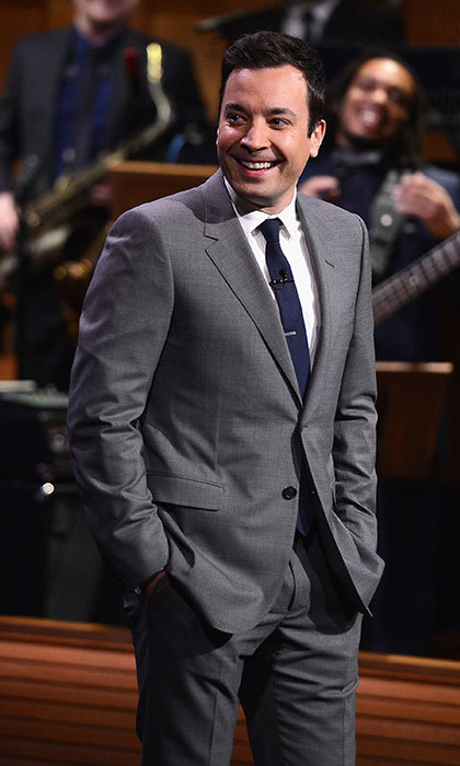 Jimmy Fallon is set to host the Golden Globes for the first time.
