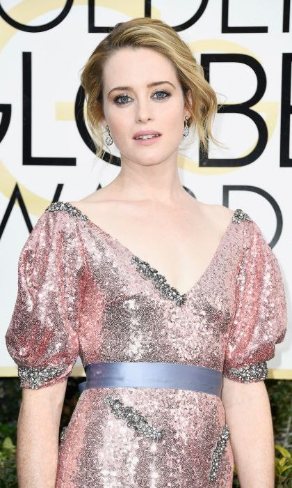 <h3>Claire Foy</h3>