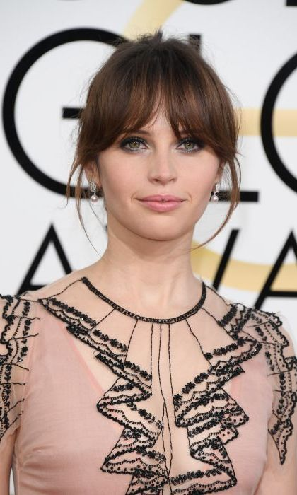 <h3>Felicity Jones</h3>