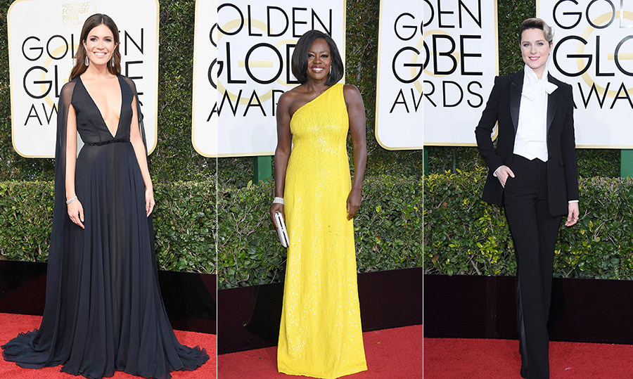 Golden Globes 2017 Editors Pick Their Favourite Looks