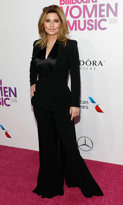 "<h3>SHANIA TWAIN</h3><p>It's been 15 long years since her 2002 <en>Up!</em> album but Shania has finally returned to the studio, collaborating with producers like Jake Gosling (Ed Sheeran, One Direction) for what she says will be her ""most diverse"" album to date.</p><p>Photo: &copy; Getty Images</p>"