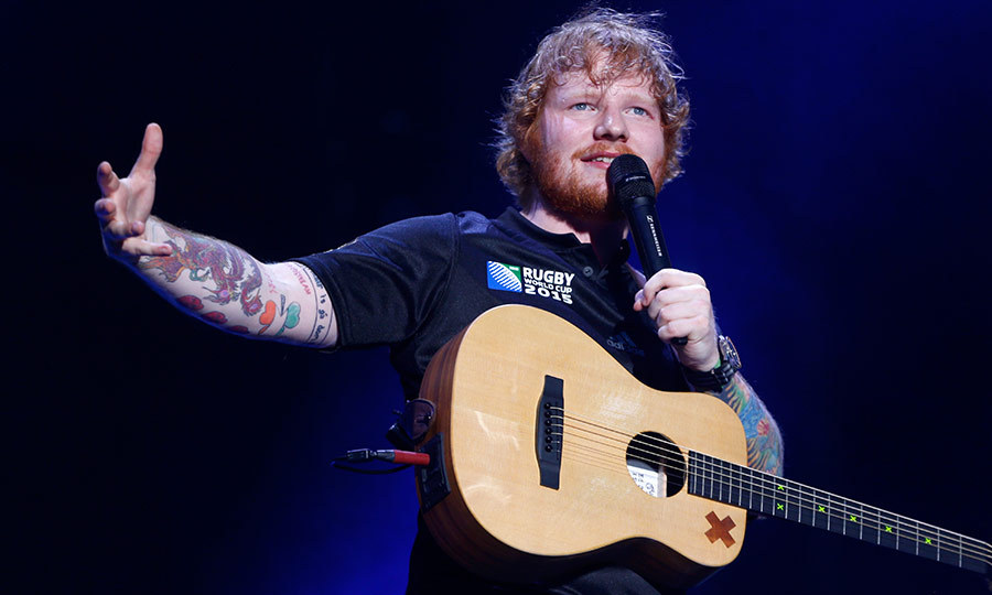 "<h3>ED SHEERAN</h3><p>After a year-long online break because he was ""seeing the world through a screen,"" the ginger- haired superstar is back, hinting at a new album with the pale blue image on his social media profiles.</p><p>Photo: &copy; Getty Images</p>"