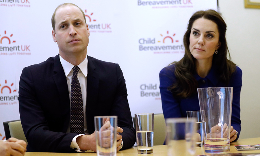 William has been patron of Child Bereavement UK since 2009.